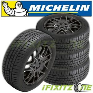 4 Michelin Pilot Sport A S 3 All Season Uhp Performance 225 40zr18 92y Tires