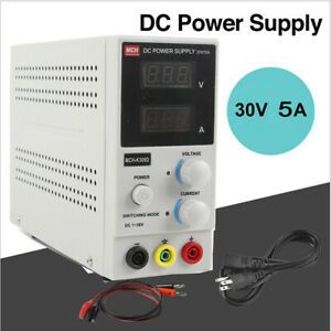 30v Mch k305d Mini Switching Regulated Adjustable Dc Power Supply 5a 110v