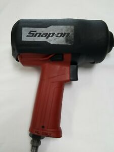 Snap On Pt650 1 2 Air Impact Wrench W Cover