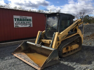 2016 Gehl Rt210 Compact Track Skid Steer Loader W Cab 2 Speed Coming Soon