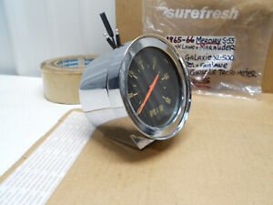 1965 1966 Galaxie Ford Factory Install Console Tachometer Mercury S 55 Parklane