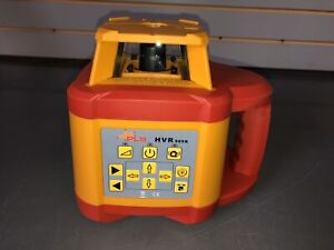 Nos Pls Hvr505r Red Beam Laser Level