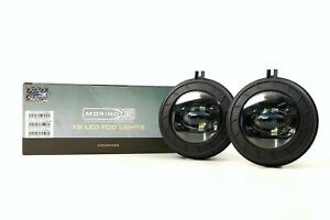 Morimoto Xb Led Projector Fog Lights For 2005 2010 Dodge Jeep Vehicles