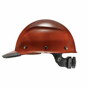 Lift Safety Dax Fiber Resin Cap Style Hard Hat With Ratchet Suspension Natural