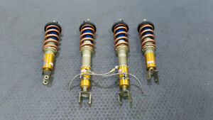 Dfv Ohlins Coilovers With Swift Springs For Ap1 Ap2 Honda S2000 2000 2009