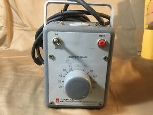 Variac W5mt3 Autotransformer 0 To 140 Volts 5 Amp Tested