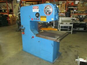 Doall Model Dbw 15m_machine 3613 20_vertical Band Saw_as described_deal_