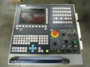 Yaskawa Siemens 840di Numerical Control From Star Ecas20 Cnc Lathe_unique Deal