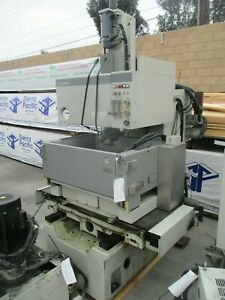 Mitsubishi Electrical Discharge Machine Edm Model Dwc 110sz_as described_as is