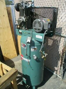 Champion 5hp Air Compressor Vr5 6_as described as available_great Deal_