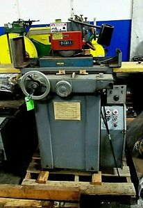 Doall Vs 618 2 Automatic Surface Grinder_as described as available_fcfs_