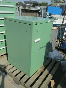 Stanley Vidmar Industrial Storage Cabinet_as described as available as is