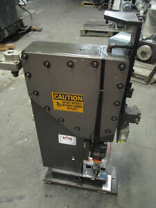 Btm Air Powered Toggle Press Unit P 10 fmx3 S 175 scdc rl_as shown_nice_deal_