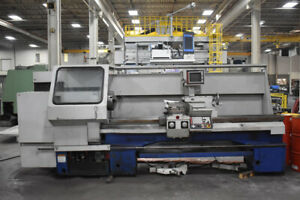 1997 Summit Cnc Lathe W Fagor Control_as is_deal_first Come First Served