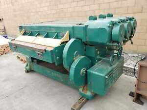 Solem 3 headed Vintage_unique Hard to find_drum Sander_model Se 7 3_great