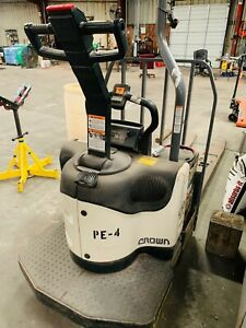 Crown Pe 4500 80 Electric Pallet Jack