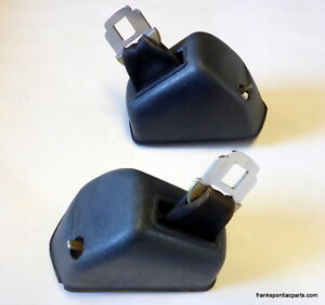 1969 Gm A body Gto Deluxe Pair Seat Belt Retractors 69 Chevelle Skylark Cutlass