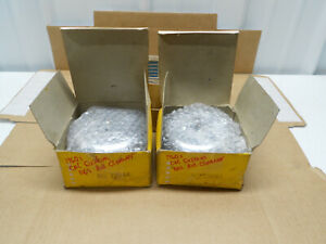 2 Nos 1950s 60s Cal Custom 2 Bbl Air Cleaner Assemblies Stromberg 81 97 Holley