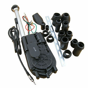Power Antenna Auto Motor Replacement Kit Fit For Mitsubishi Galant Mighty Max