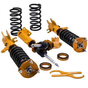 Coilovers Kit For Hyundai Tuscani 2003 2008 Adjustable Height Shocks Front Rear
