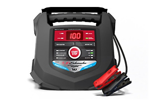 Car Battery Charger 15 Amp Jump Starter Vehicle Tool Automotive Power Source