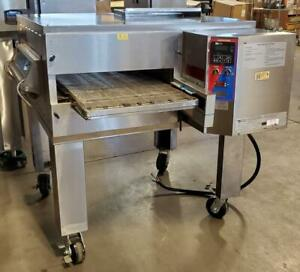 Middleby Marshall Ps536 208v Conveyor Pizza Oven Cn