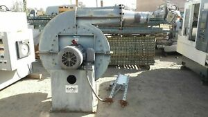 Air Pro Radial Open High Pressure Blower Model Hprl 354_as pictured_fcfs_nice