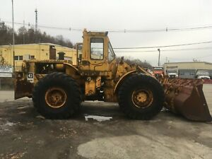 1975 Cat 980 Front End Wheel Loader