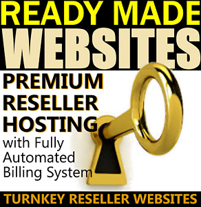 Money Making Website Fully Automated Premium Reseller Hosting Billing System