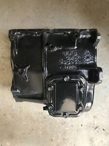 Gm Chevy Sm465 4 speed Manual Transmission Case Housing