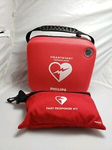 Philips Heartstart Defibrillator Model M5066a aba