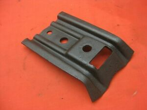 1969 Chevy Impala Convertible Caprice Rear Bumper To Body Lower Bracket 6110