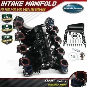 Upper Engine Intake Manifold For Ford E 150 E 250 F 150 2010 2014 V8 4 6l 615376