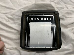 Vintage 73 80 1973 1980 Chevy Truck Horn Button Oem Read