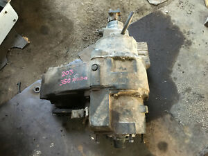 Chevy Chevrolet Gm Gmc Pick Up Truck 4x4 203 Transfer Case From 350 Turbo