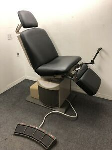 Ritter Midmark 319 Exam Chair Any Color Upholstery