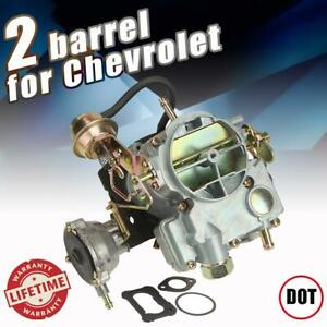Carburetor Type Rochester For Chevy 2gc 2 Barrel 305 350 5 7 400 6 6l Chevrolet