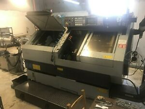 Star Knc 32 Ii 6 Axis Swiss Lathe W Lns Bar Feeder