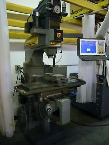 Bridgeport Cnc With Centroid Control