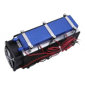 12v 576w Tec1 12706 Refrigeration Cooling System Diy Thermoelectric Cooler