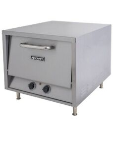 Commercial Countertop Pizza Oven 18 Deck 240v 2850w 2 Deck Pizza Oven