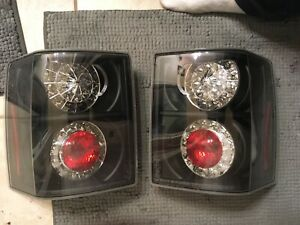 Car Part 2006 2009 Range Rover Rear Brake Lights Upgrade This Is An Aftermarket