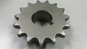 Martin 60b15 Stainless Steel Sprocket X 1 7 16 Finished Bore 60 Chain 15 Teeth