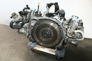2011 2014 Subaru Impreza Wrx 2 5l Turbo Motor Engine Block P292