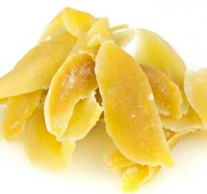 Bulk Dried Fruit Mango Slices Low Sugar And Unsulphered Case Of 11 1 Lb