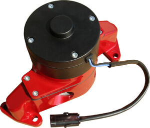 68220r Sbf Electric Water Pump Red