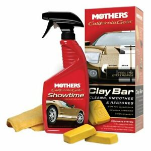 7240 Mothers 07240 California Gold Clay Bar System