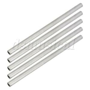 5 X Od 10mm Id 6mm Length 200mm 304 Stainless Steel Metal Capillary Tube