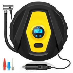 Led Light Automatic Timing Digital Pressure Gauge 3 High air Flow Nozzles