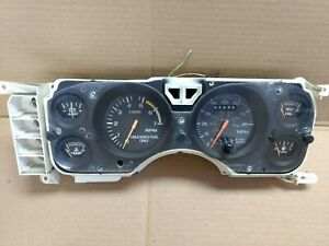 83 86 Mustang Tachometer 85 Mph Gauge Instrument Cluster V8 5 0 E4zf 10c956 Aa